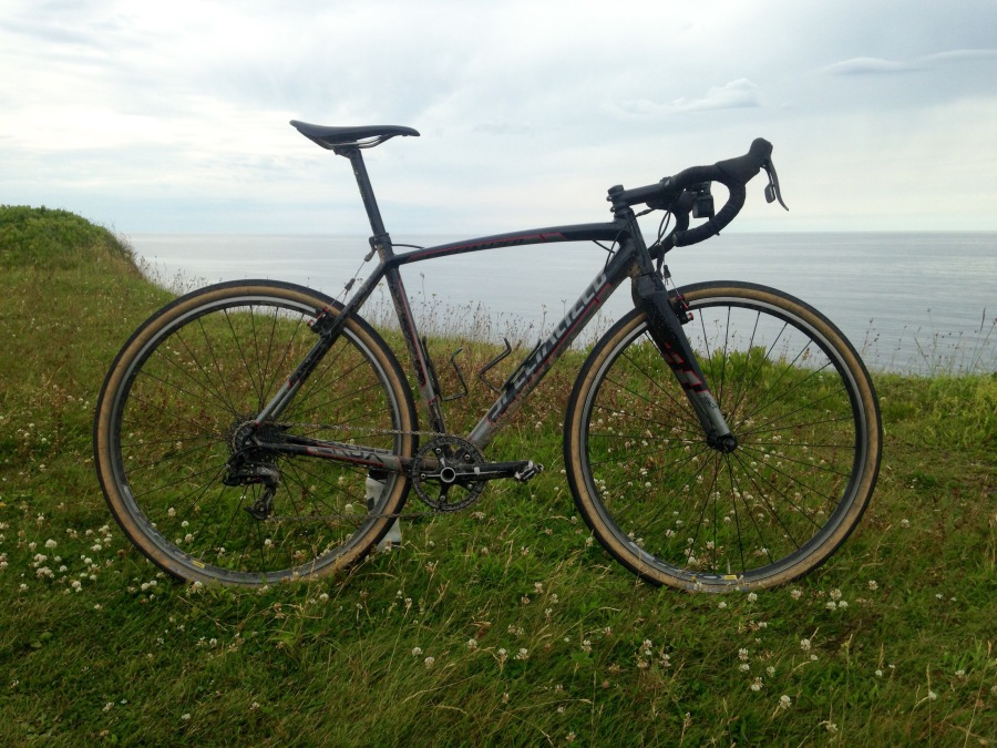My Specialized Crux E5: Cross theHighlands